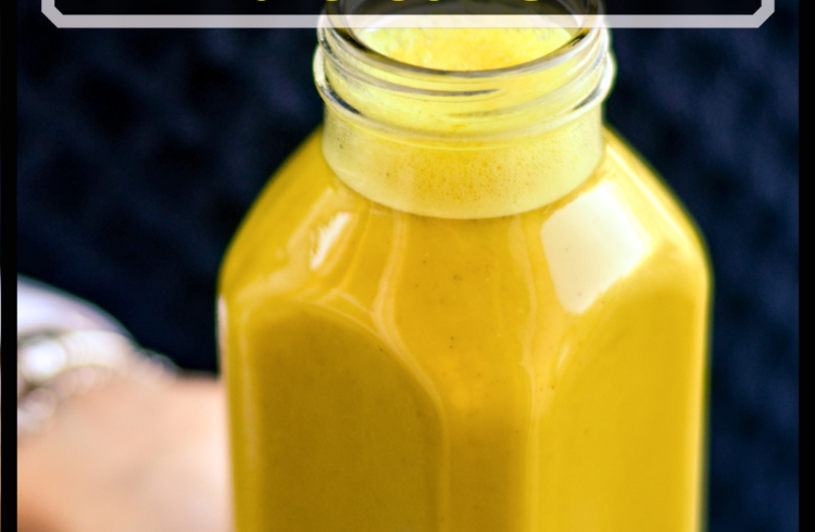 Anti-Aging Turmeric Smoothie Recipe For Young And Clear Skin