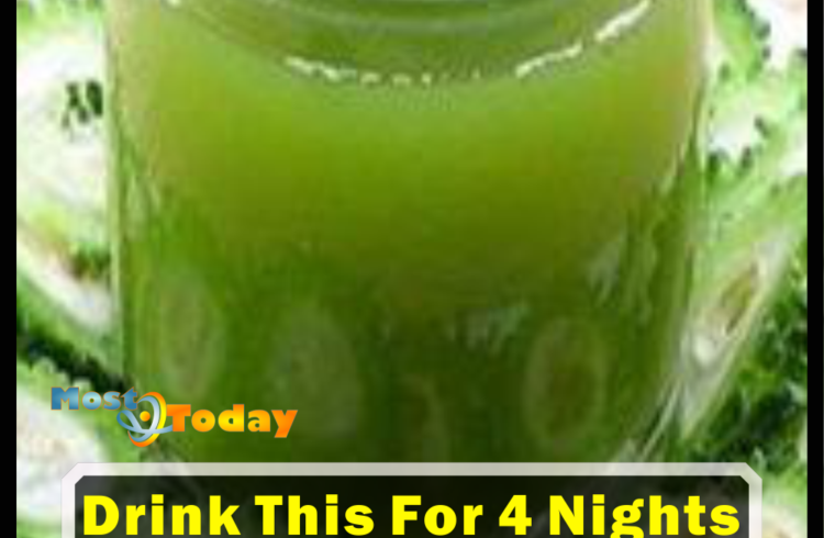 Drink This For 4 Nights & Lose 5 Kg Weight – Removes All Bulgy Fat From Body